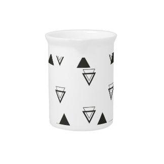triangle pitcher