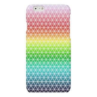 Triangle Rainbow Geometric Framework Tessellation