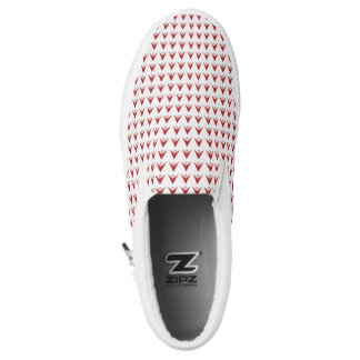 Triangle star circle Sneakers, Slip-On Shoes