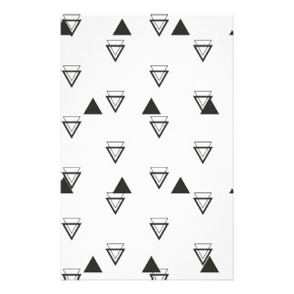 triangle stationery