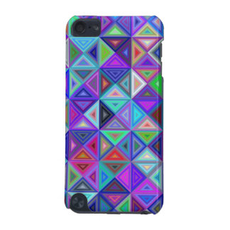 Triangle tile mosaic iPod touch (5th generation) covers
