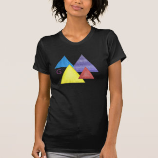 "Triangles and ""G"" T-Shirt"