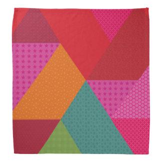 Triangles Bandana