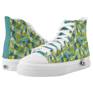 """""""Triangles"""" High Tops"""