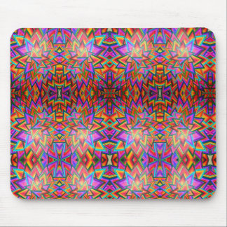 Triangles - Mouse Pad