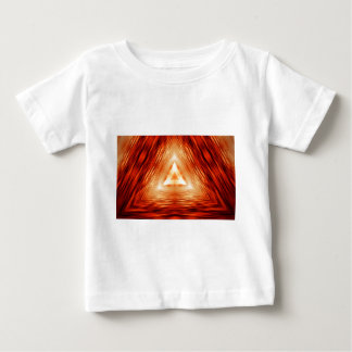 Triangles of fire baby T-Shirt