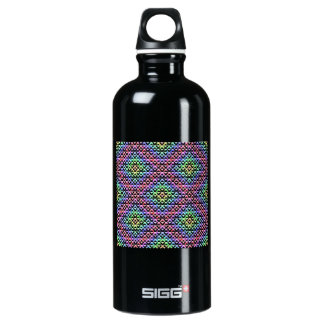 Triangles Rotated Small SIGG Traveller 0.6L Water Bottle
