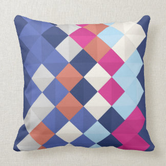 TRIANGLOW THROW PILLOW