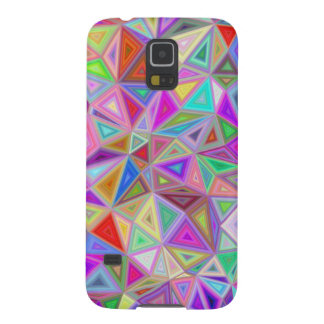 Triangular happiness cases for galaxy s5