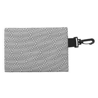 Triangular Maze Accessory Bag