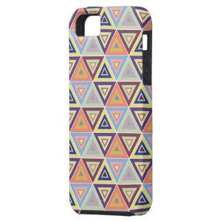 triangular pattern tile iphone 5 case