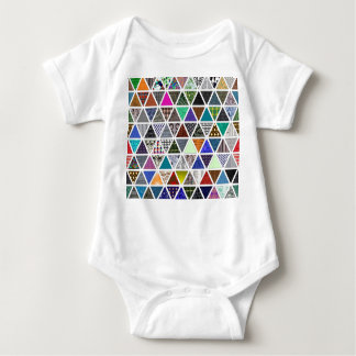 Triangular Textures 02 Tee Shirts
