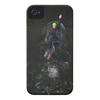 Triathlete iPhone 4 Case-Mate Case