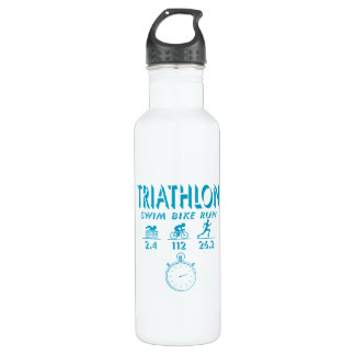 Triathlon 710 Ml Water Bottle