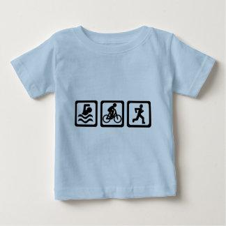 Triathlon Baby T-Shirt