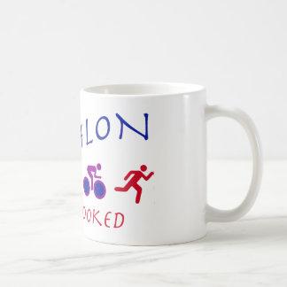 Triathlon, Do it Spooked Coffee Mug