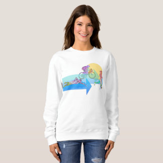 Triathlon light sweatshirt