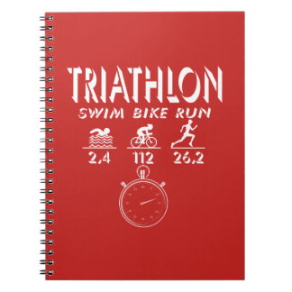 Triathlon Notebooks