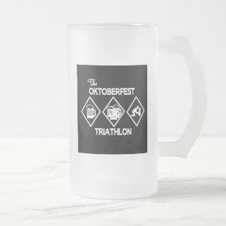 Triathlon Oktoberfest Mug