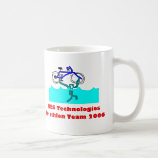 TriathlonTeam Coffee Mug