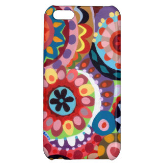 Tribal Abstract iPhone 5C Case