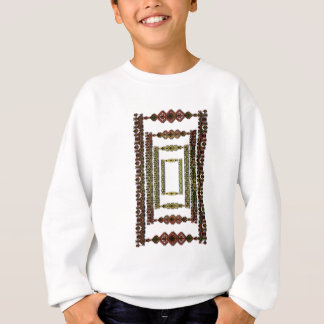 Tribal abstract. sweatshirt
