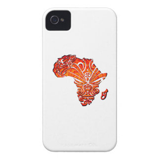 Tribal Africa Case-Mate iPhone 4 Cases