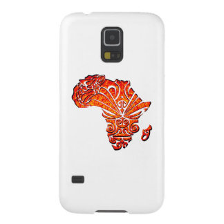 Tribal Africa Galaxy S5 Covers