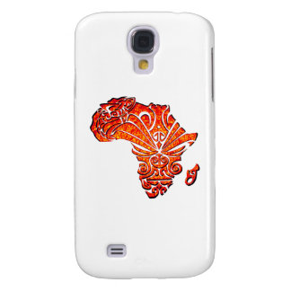 Tribal Africa Samsung Galaxy S4 Cases