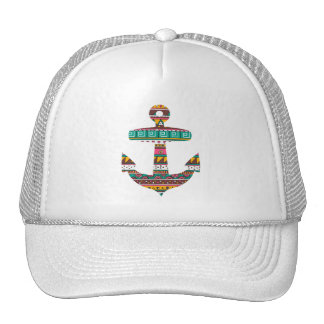 Tribal Anchor Cap