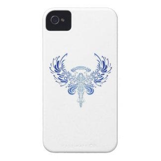 tribal angel étuis iPhone 4