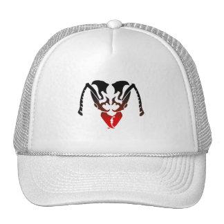 tribal-ant_fade trucker hat