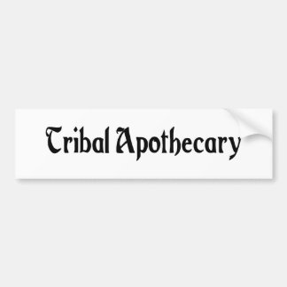 Tribal Apothecary Sticker