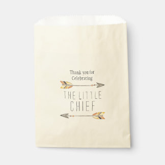 Tribal Arrow Baby Shower Favour Bags