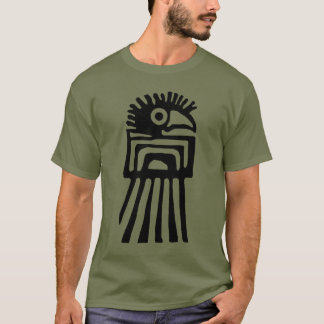 Tribal Art Bird T-Shirt