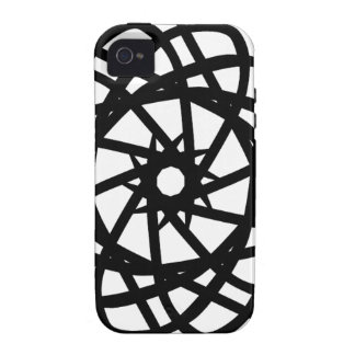 Tribal Artwork iPhone 4/4S Case