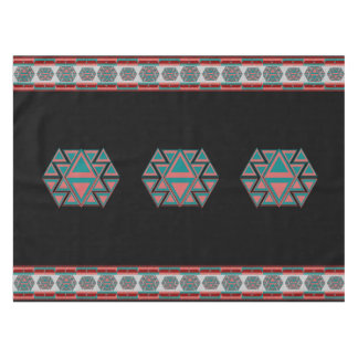 Tribal Aztec Pattern Tablecloth Cotton