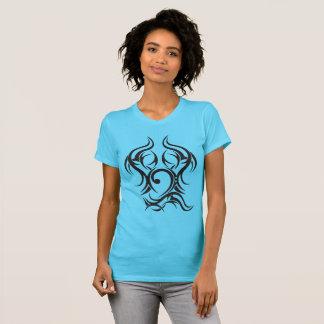 """Tribal Bass Cleff"" T-Shirt"