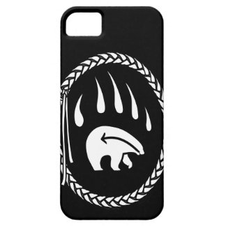 Tribal Bear IPhone 5 Case Native Art Bear Cases