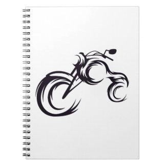 Tribal Bike Notebooks