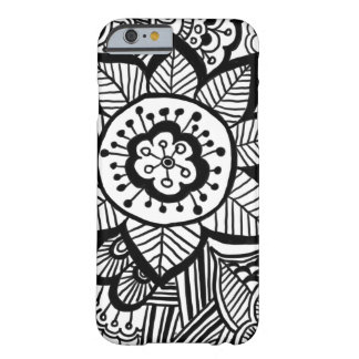 Tribal Bohemian Pattern Girly Barely There iPhone 6 Case