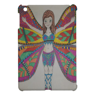 Tribal butterfly Fairy Cover For The iPad Mini
