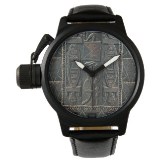 Tribal Carving Watch
