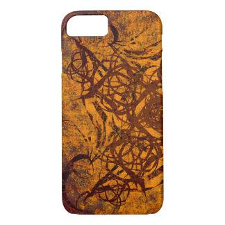 Tribal Celtic Grunge Design Phone Case