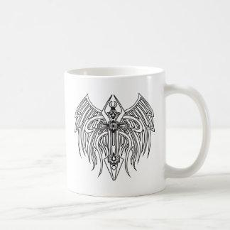 Tribal Cross 1 Mug