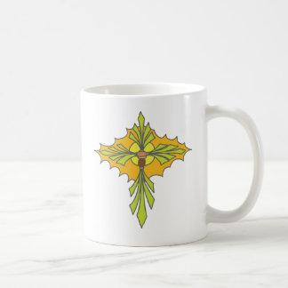 Tribal Cross 2 Coffee Mugs