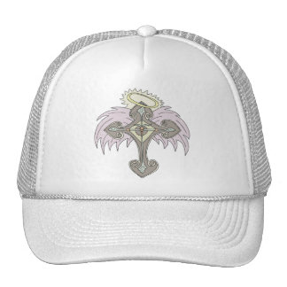Tribal Cross 3 Hats