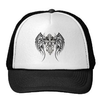 Tribal Cross Trucker Hat