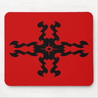 Tribal Cross Mousepad
