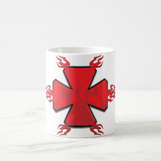 Tribal Cross Mugs
